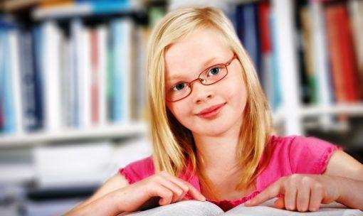 как сохранить хорошее зрение у школьника
