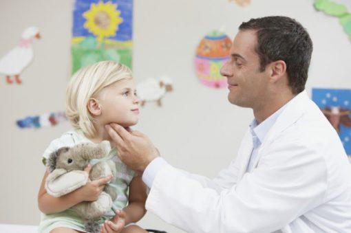 стенозирующий ларингит у детей