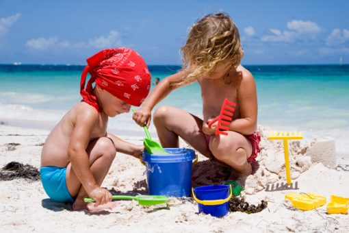 игры на море с детьми