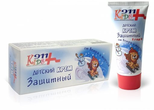 детский крем от мороза