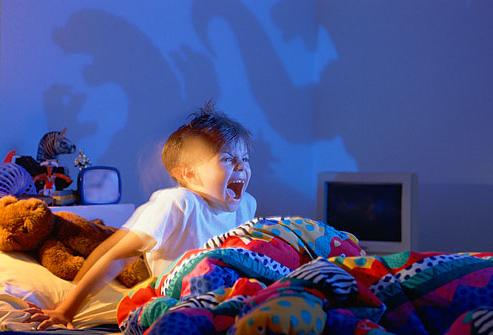 ночные страхи у детей