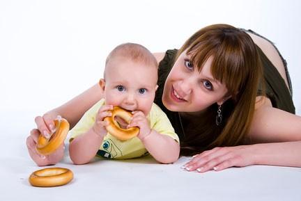 ребенок не пережевывает пищу