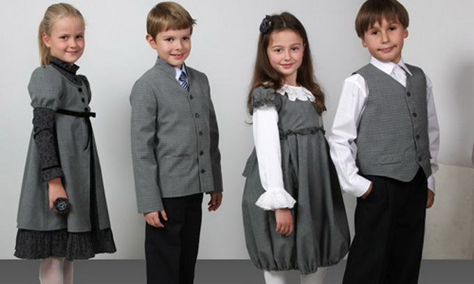 sezonmoda.ru - Модели сарафанов 2015 для школы