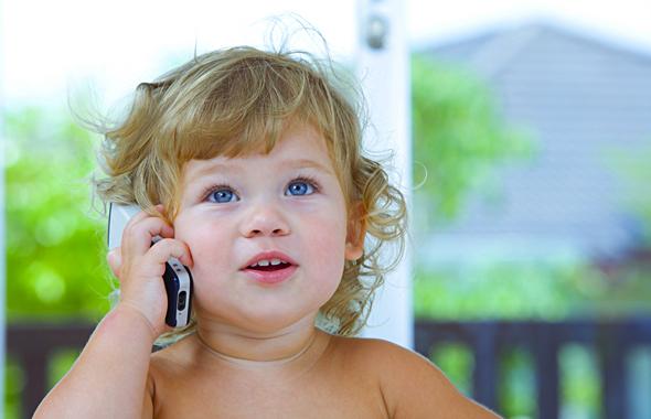 вред от мобильного телефона для детей