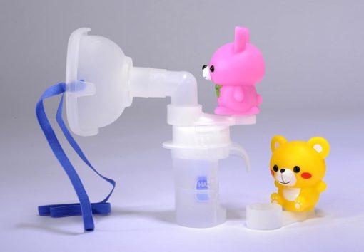 небулайзеры для лечения детей