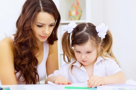 учим стихи с ребенком