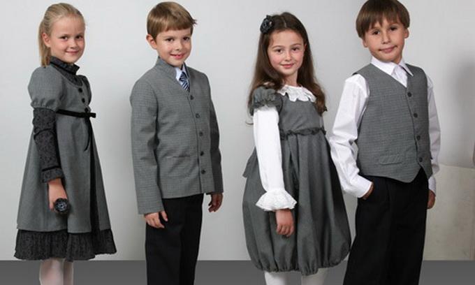 школьная форма 2015-2015 для девочек и мальчиков