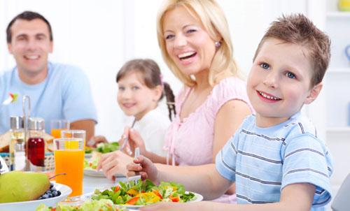 семейный обед